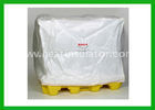 China Anti Bacterial Insulated Pallet Cover Foil Thermal Insulating Materials factory