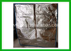 China Safe Insulated Pallet Covers Reusable Safety Delivery Solutions factory