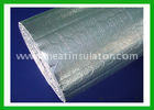 China Air Cell Silver Double Bubble Foil Insulation Bubble Wrap Environmentally Friendly factory