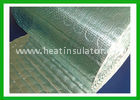 China Honeycomb Double Air Bubble Foil Roll Fire Rating Class1 Heat Insulation Blanket factory