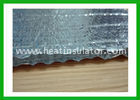 China Bubble Padded Silver Foil Face Insulation In Ceiling / Wall Insulation factory