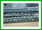 China Single Or Double Bubble Padded Silver Foil Insulation Material For Packaging factory