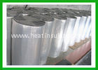 China Fire Resistant Silver Foil Insulation 4mm Thermal Insulating Blanket factory