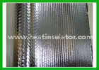 Reflective Eco Friendly Heat Insulation Foil Fireproof Insulation Faced Roll