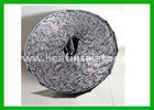 China Wall thermal insulation foil roll 50m Good Moistureproof Waterproof factory