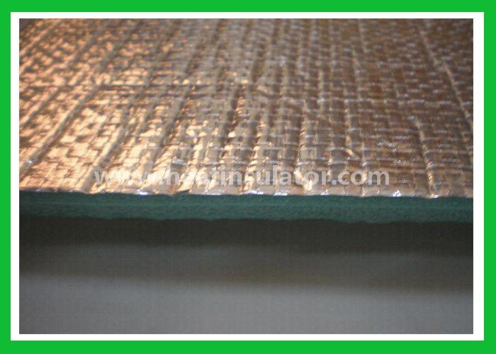 Copper Anti Glare Fire Retardant Foil Insulation Foam Foil Wrap Australia Standard