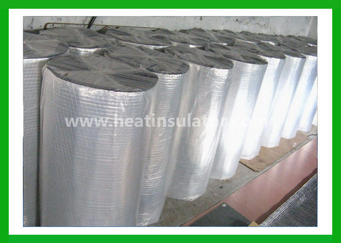 Fire Resistant Silver Foil Insulation 4mm Thermal