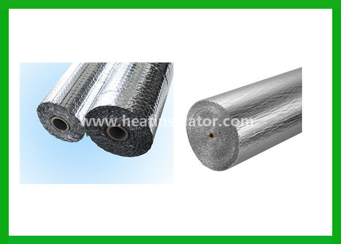 Diy Crawl Space Bubble Foil Insulation Stud Wall Silver