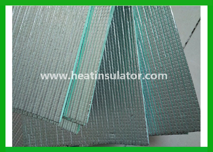 Reflective wall mat thermal foil blanket heat insulation