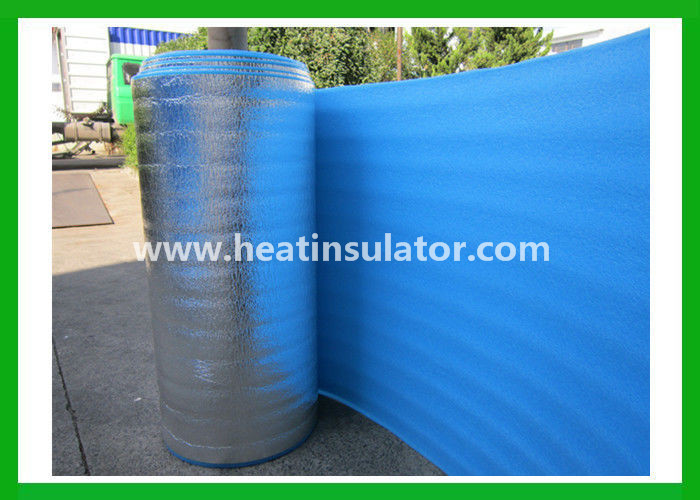 Aluminium Xpe Foam Foil Insulation Wrap Heat Resistant