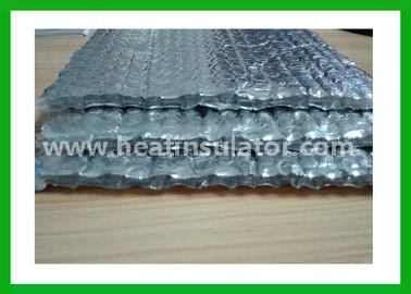 China High Temp Soundproofing Double Bubble Foil Insulation For House distributor