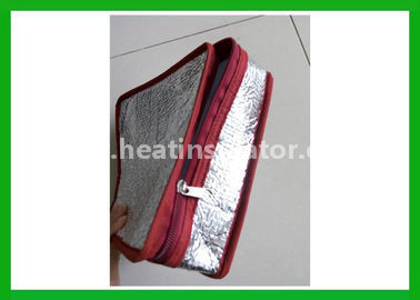 China Retain Freshness Silver Insulation Insulated Foil Bags Moisture Shock Absorption distributor